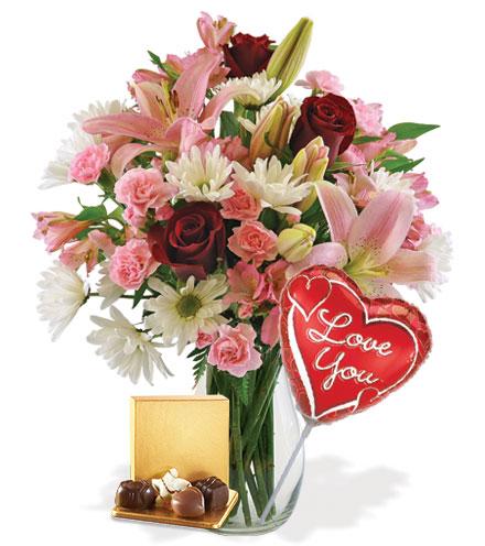 Supreme Anniversary Flower Delivery