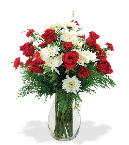 Holiday Cheer Bouquet Flower Delivery