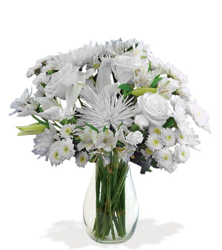 Eternal Blessings Bouquet Flower Delivery