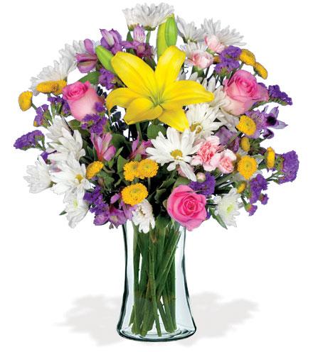 European Garden Bouquet Flower Delivery