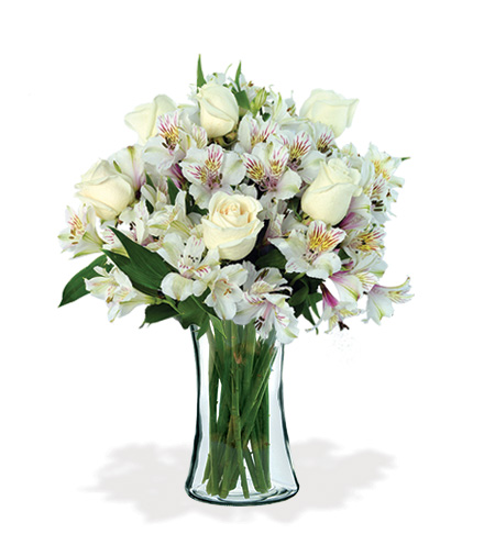 Simply Elegant Bouquet Flower Delivery