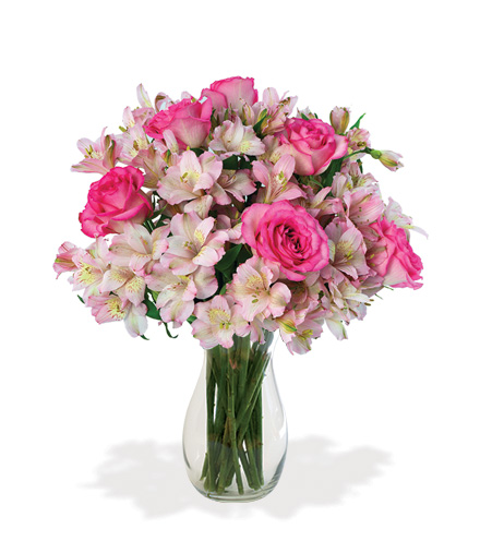 Dreams of Pink Bouquet Flower Delivery