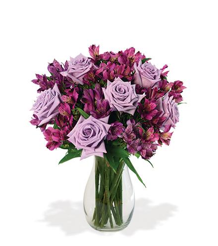 Twilight Lavender Skies Bouquet Flower Delivery